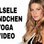 GISELE GUNDCHEN TAKE YOGA THERAPY