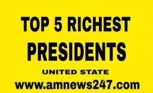 5-richest-presidents-in-american